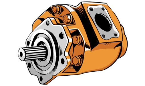 hydraulic pump products