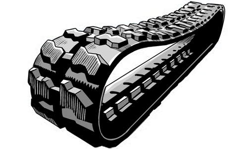 rubber track products