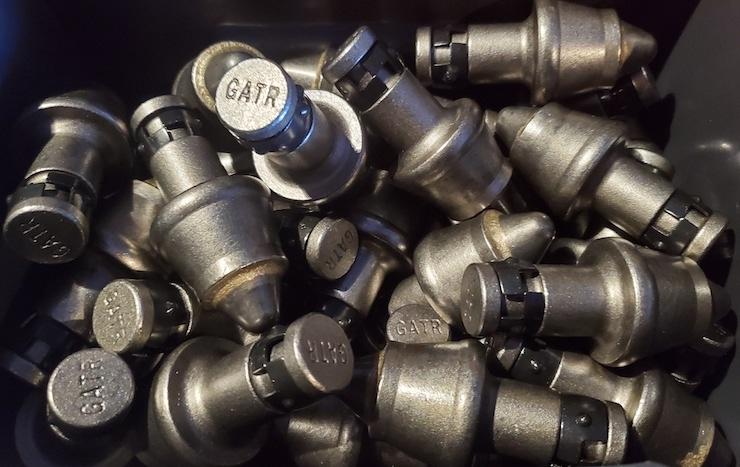 GATR Carbide Bits