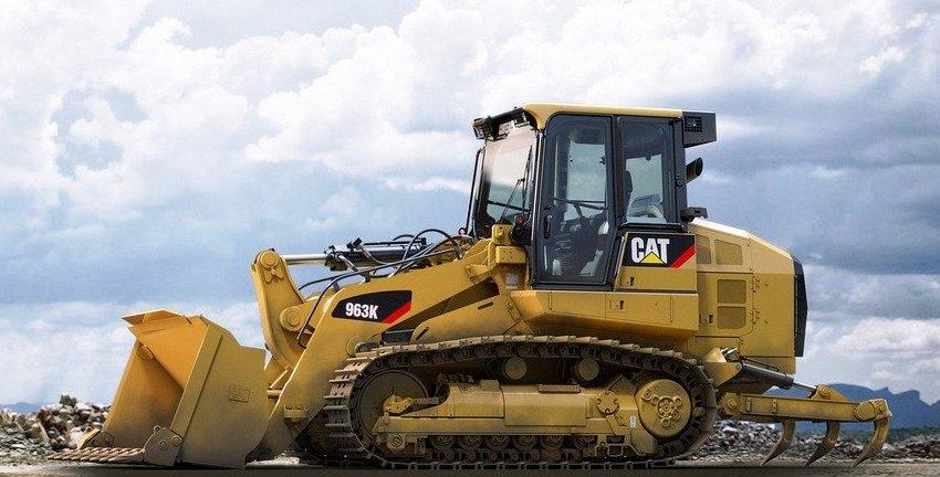 CAT 963K Track Dozer Undercarriage