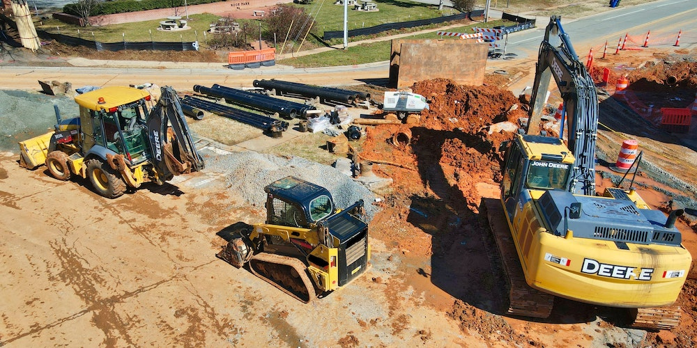 John Deere Construction Equipment Undercarriage Parts