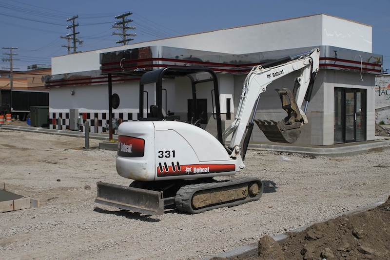 Bobcat Compact Excavator Undercarriage Parts