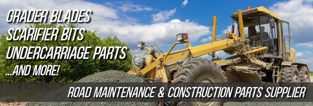 DMC Wear Parts - Road Maintenance & Construction Equipment Parts Supplier